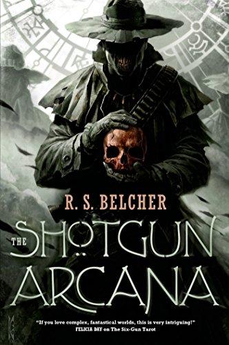 The Shotgun Arcana by R. S. Belcher | reading, books
