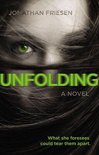 Book Cover - Unfolding by Jonathan Friesen
