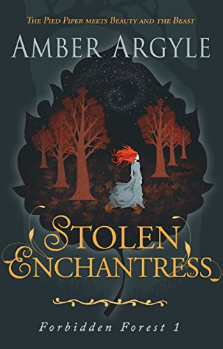 Stolen Enchantress by Amber Argyle