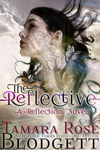The Reflective by Tamara Rose Blodgett | books, reading, book covers, cover love, butterflies