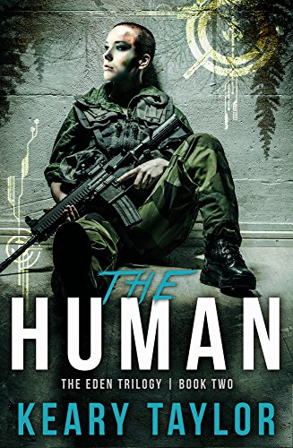 The Human by Keary Taylor | books, reading, book covers, cover love