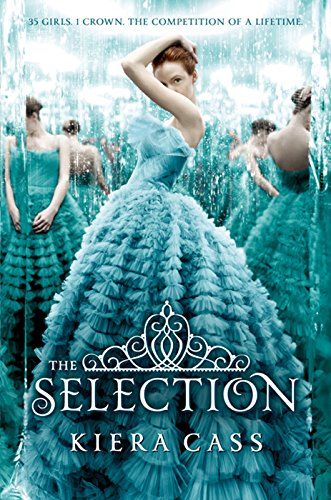 The Selection by Kiera Cass | books, reading, book covers