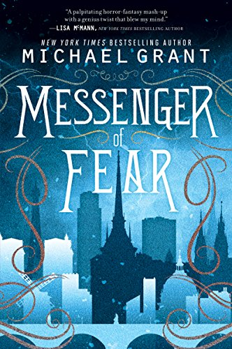 Messenger of Fear by Michael Grant | books, reading, book covers