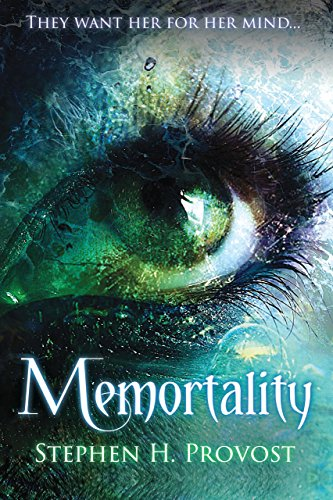 Book Cover - Memortality by Stephen H. Provost