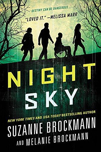 Book Cover - Night Sky by Suzanne Brockmann, Melanie Brockmann