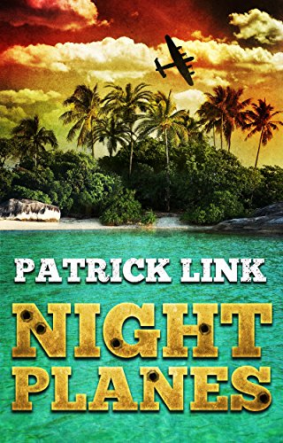Night Planes by Patrick Link | books, reading, book covers