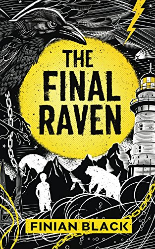 The Final Raven by Finian Black | reading, books, book covers, cover love, yellow
