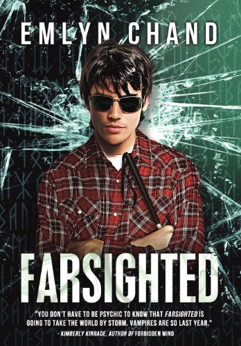 Book Cover - Farsighted by Emlyn Chand
