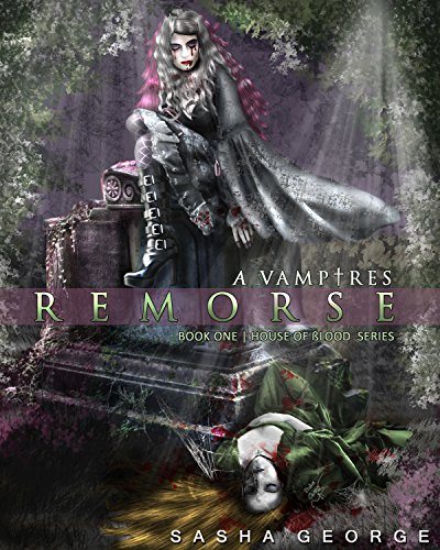 A Vampire's Remorse by Sasha George | books, reading, book covers