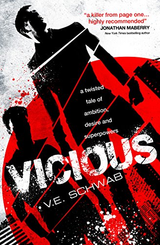 Vicious by V.E. Schwab | books, reading, book covers