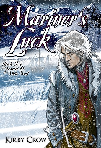 Mariner's Luck by Kirby Crow   reading, books, books covers, cover love, snow