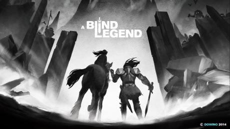 A Blind Legend by Dowino