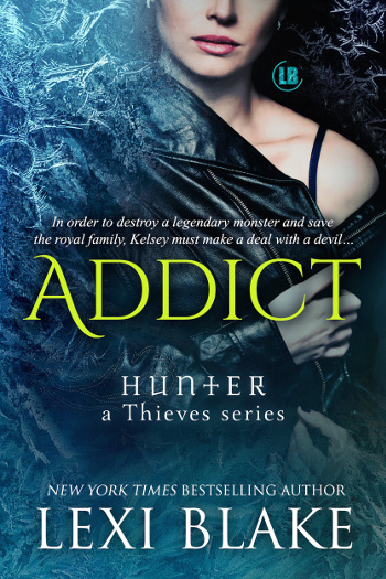 Book Review: Addict (Hunter - A Thieves Series Book 2) by Lexi Blake | books, reading, book reviews, book covers, fantasy, paranormal romance, urban fantasy, vampires, demons, werewolves, paranormal, supernatural