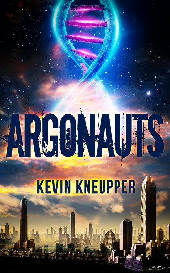 Book Review: Argonauts by Kevin Kneupper | reading, books, science fiction