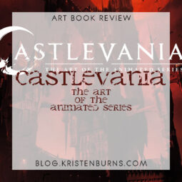 Art Book Review: Castlevania – The Art of the Animated Series