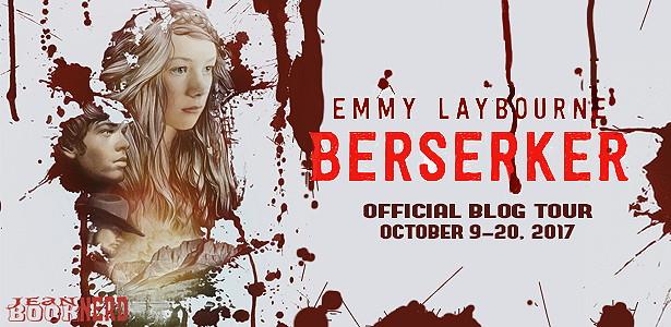 Berserker Blog Tour
