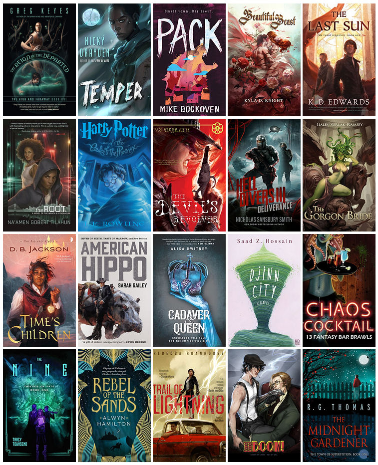 Best Book Covers from Books I Read in 2018 | reading, books, book cover, cover love