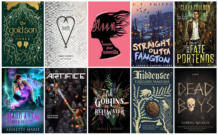 Best Book Covers from Books I Read in 2018 - Runners Up   reading, books, book cover, cover love