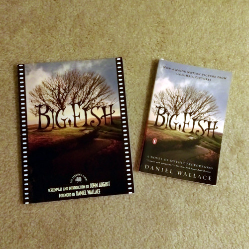 Big Fish Novel & Screenplay (2)