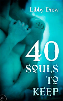 Book Review: 40 Souls to Keep by Libby Drew