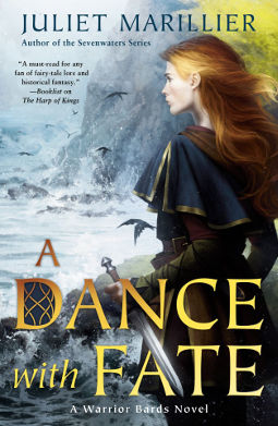 Book Cover - A Dance with Fate by Juliet Marillier