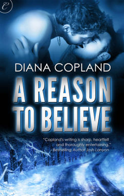 Book Cover - A Reason to Believe by Diana Copland