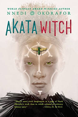 Book Cover - Akata Witch by Nnedi Okorafor