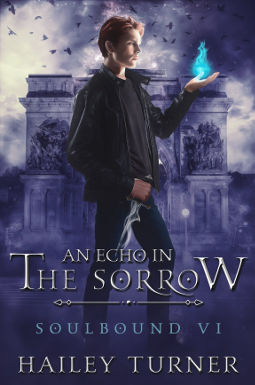 Book Cover - An Echo in the Sorrow by Hailey Turner