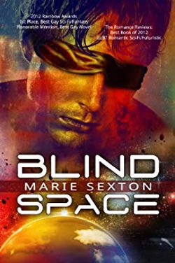 Blind Space by Marie Sexton