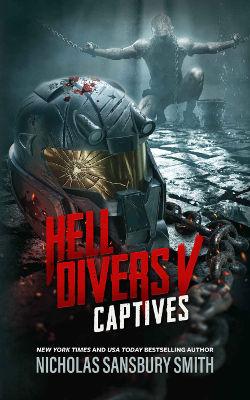 Captives by Nicholas Sansbury Smith