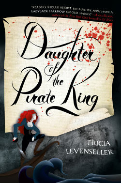 Book Review: Daughter of the Pirate King (Daughter of the Pirate King Book 1) by Tricia Levenseller | reading, books, book reviews, fantasy, young adult