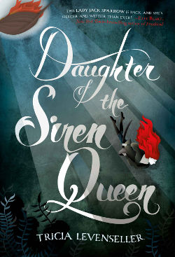 Book Review: Daughter of the Siren Queen (Daughter of the Pirate King Book 2) by Tricia Levenseller | reading, books, high fantasy, young adult