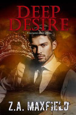 Deep Desire by Z.A. Maxfield