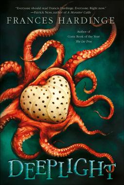 Book Cover - Deeplight by Frances Hardinge