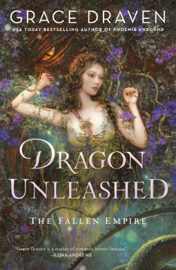 Book Cover - Dragon Unleashed by Grace Draven
