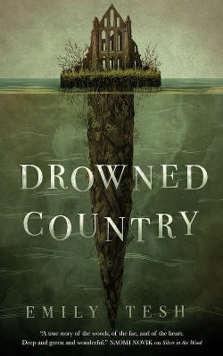 Book Cover - Drowned Country by Emily Tesh