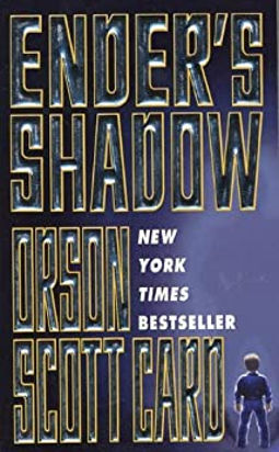 Book Cover - Ender's Shadow by Orson Scott Card