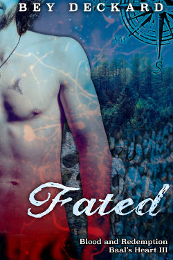 [Audio]Book Review: Fated (Baal's Heart Book 3) by Bey Deckard | reading, books, book reviews, audiobooks, high fantasy, lgbt+, m/m, pirates
