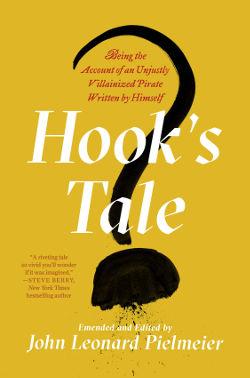 Book Cover - Hook's Tale by John Leonard Pielmeier