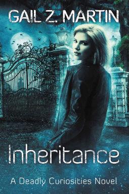 Inheritance by Gail Z. Martin