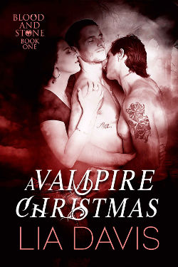 It's a Vampire Christmas by Lia Davis