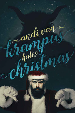 Book Cover - Krampus Hates Christmas by Andi Van