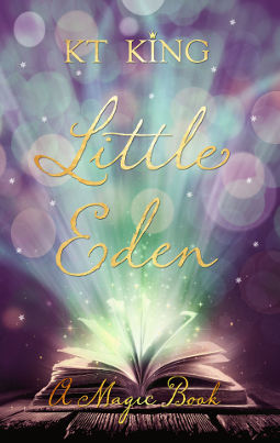 Book Cover - Little Eden by KT King