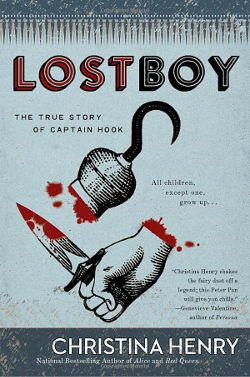 Book Cover - Lost Boy by Christina Henry