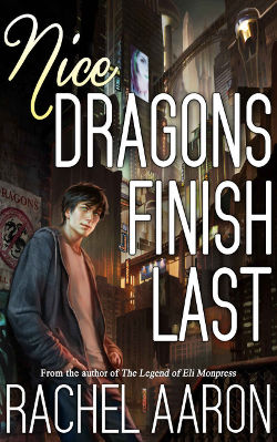 Book Review: Nice Dragons Finish Last (Heartstrikers Book 1) by Rachel Aaron | reading, books, book reviews, paranormal/urban fantasy