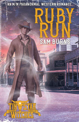 Book Cover - Ruby Run by Sam Burns