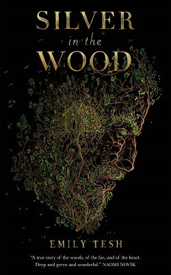 Book Review: Silver in the Wood by Emily Tesh | reading, books, book reviews, fantasy, fairy tales and folklore, lgbt+