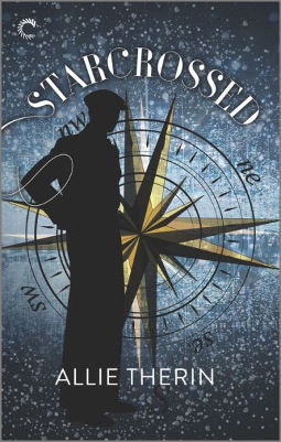 Book Cover - Starcrossed by Allie Therin