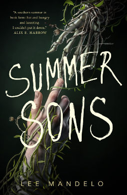 Book Cover - Summer Sons by Lee Mandelo