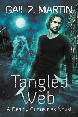 Book Cover - Tangled Web by Gail Z. Martin